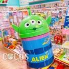 正版 迪士尼系列 玩具總動員 三眼怪 阿三 收納罐 存錢筒 儲蓄罐撲滿 COCOS FG660