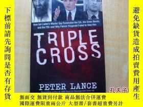二手書博民逛書店Triple罕見CrossY17030 PETER LANCE