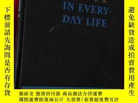 二手書博民逛書店ART罕見IN EVERY-DAY LIFE【英文原版大16開精