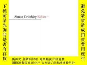 二手書博民逛書店罕見Ethics-politics-subjectivityY364682 Simon Critchley V