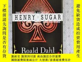 二手書博民逛書店32開英文原版罕見The Wonderful World of Henry Sugar and Six More奇