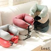 u型枕頭護頸枕靠枕頸椎枕脖子u形枕