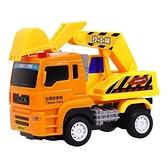 《 KIDMATE 》台灣好車隊-迷你怪手車 KMT-8732 / JOYBUS玩具百貨