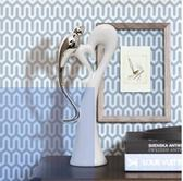 歐式現代客廳家居置物裝飾藝術品Eb14510『M&G大尺碼』