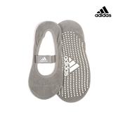 Adidas 防滑吸汗瑜珈襪-灰 (24-26cm)