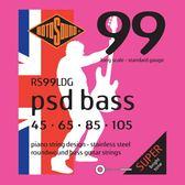 小叮噹的店 英國ROTOSOUND RS99LDG (45-105) 電貝斯弦 PSD Bass 99 旋弦公司貨