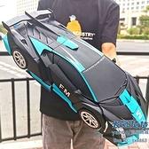 遙控車 感應變形遙控汽車金剛機器人充電藍寶堅尼大賽車小男孩兒童玩具車【快速出貨】