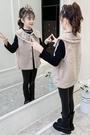 女童羊羔毛馬甲2020新款小香風洋氣兒童中大童女孩外穿坎肩秋冬裝 童趣屋