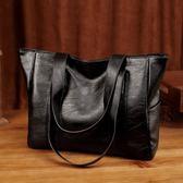 新款潮流時尚百搭手提包側背包托特包單肩簡約 祕密盒子