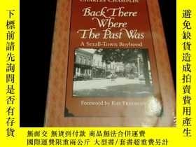 二手書博民逛書店Back罕見There Where the Past Was: