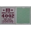 金桃4002撲克牌(迷你)-24打/箱