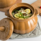 砂鍋廚房燉鍋耐高溫煲湯陶瓷煲南瓜煲養生煲 叮噹百貨