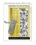 二手書博民逛書店 《Designing the User Interface》 R2Y ISBN:0321269780│Shneiderman
