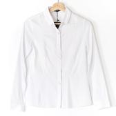 【MASTINA】條紋荷葉邊襯衫-白 好康優惠
