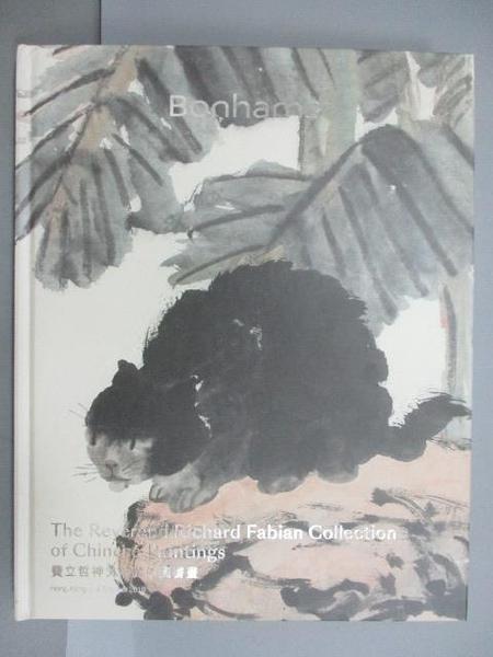 【書寶二手書T9/收藏_PGD】Bonhams_The Reverend Richard…Paintings_2019/10/9