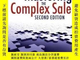 二手書博民逛書店Mastering罕見The Complex SaleY256260 Jeff Thull Wiley 出版