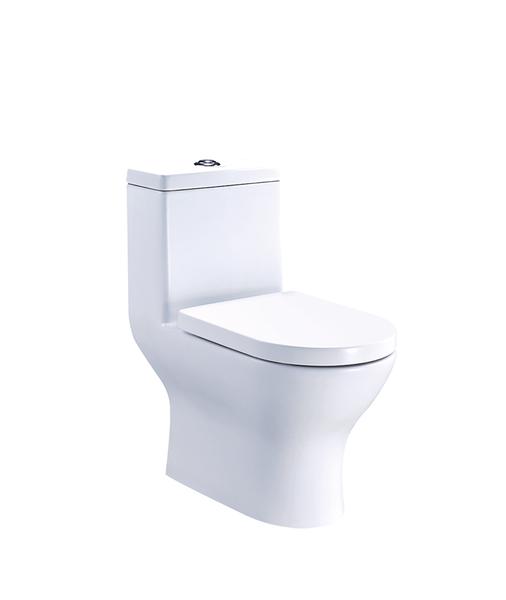 《修易生活館》 凱撒衛浴 CAESAR CF1354 二段式超省水單體馬桶 30CM
