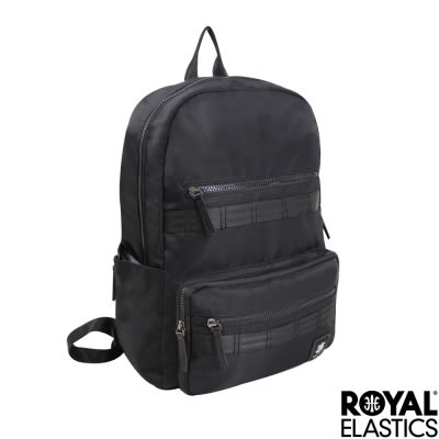 Royal Elastics - Knight闇黑騎士系列 - 後背包  - 黑色