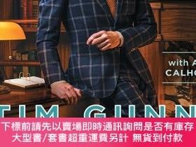 二手書博民逛書店Tim罕見Gunn: The Natty Professor A Master Class on Mentorin