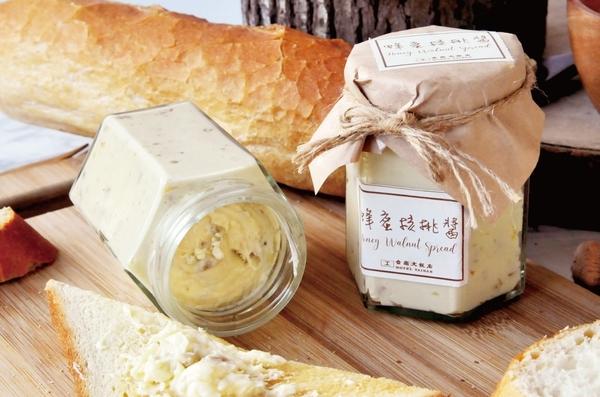 蜂蜜核桃乳酪醬(約150g)