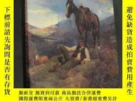二手書博民逛書店Western罕見Art Masterpieces 西方藝術的傑