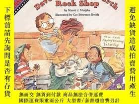 二手書博民逛書店Dave s罕見Down-to-earth Rock ShopY255562 Murphy, Stuart J