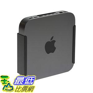 【2美國代購】灰色 HIDEit MiniU安裝座- 獲得專利的Mac Mini壁掛式安裝