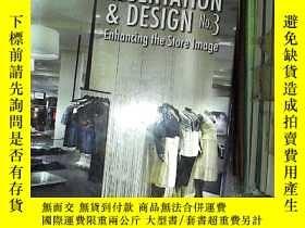 二手書博民逛書店Store罕見Presentation & Design No.3: Enhancing the Store Im