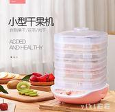 乾果機家用食品烘乾機水果蔬菜寵物肉類食物脫水風乾機小型DC769【VIKI菈菈】