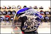 [中壢安信]SOL SL-27S SL27S 天狼星 藍銀 安全帽 半罩式安全帽 再送好禮2選1