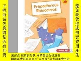二手書博民逛書店Preposterous罕見RhinocerosY346464