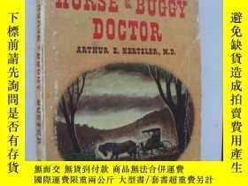 二手書博民逛書店The罕見Horse & Buggy Doctor 《獸醫的故事