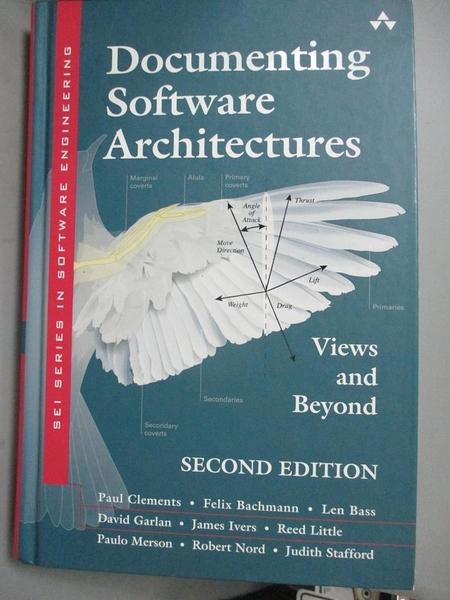 【書寶二手書T1/大學資訊_ZJD】Documenting Software...-Views and Beyond_Clements