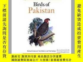 二手書博民逛書店Birds罕見of Pakistan 巴基斯坦鳥類識別手冊Y26