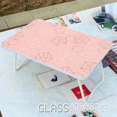 筆記本電腦做桌床上大號宿舍大學生上鋪小桌子折疊多功能迷你書桌 igo  琉璃美衣