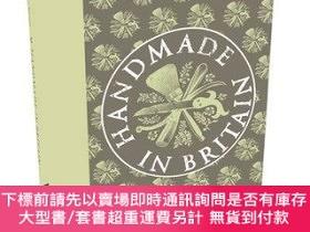 二手書博民逛書店Handmade罕見in BritainY360448 Jo Norman V & A Publish