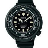 【台南 時代鐘錶 SEIKO】精工 PROSPEX 千米潛水錶 SBDX013J@8L35-00H0D 黑 52mm 公司貨開發票