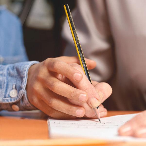 施德樓 MS118 快樂學園三角舒寫鉛筆-標準型筆芯2mm