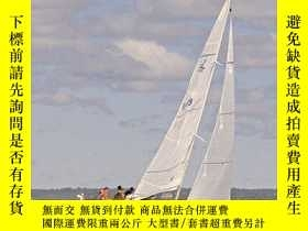 二手書博民逛書店J Boats:罕見Sailing to Success-J 帆船:駛向成功Y443421 Anthony D
