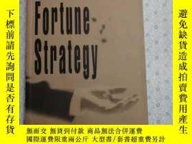 二手書博民逛書店16開英文原版罕見fortune strategy Portfolio management for the ne