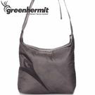【蜂鳥 greenhermit 超輕都市挎包 灰M】CT1111/側背包/輕量/旅行/背包//輕背包