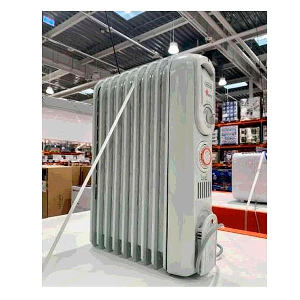 [COSCO代購] C105746 DELONGHI OIL FILLED HEATER 迪朗奇9葉片式電暖器 (V550915T)