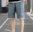 五分褲 短褲男士夏季薄款潮流大褲衩五分褲子寬鬆外穿七分褲休閒沙灘中褲 VK2283