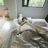 鹿先生的奇幻小屋 涼被乙件 四季磨毛布 北歐風 台灣製 棉床本舖