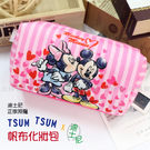 ☆小時候創意屋☆ 迪士尼 正版 米奇 米妮 TSUM TSUM 帆布 化妝包 筆袋 收納包 鉛筆盒 手機包