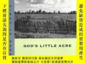 二手書博民逛書店God s罕見Little Acre-小墓地Y436638 Erskine Caldwell Universi