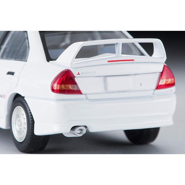 TOMYTEC LV-N186c 三菱LANCER RS Evolution IV(白)_TV30812