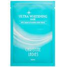 Christine Ladies 蕾緹絲 素顏透白面膜-單片