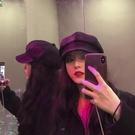 2021新品促銷 網紅pu皮質八角帽子女秋季英倫韓版日系秋冬復古百搭皮帽貝雷帽