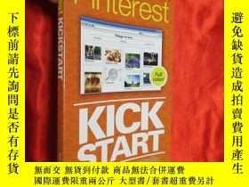 二手書博民逛書店Pinterest罕見Kickstart (小16開) 【詳見圖】Y5460 Morris, Heather;